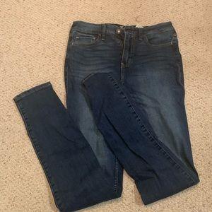 Pants - Dark wash jeans